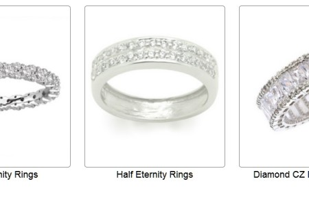 Diamond Eternity Rings for Weddings and Anniversaries