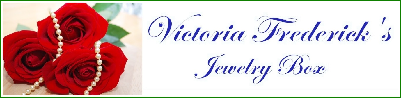 Victoria Fredericks Jewelry Box