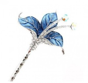 Rhinestone Hair Stick Pin