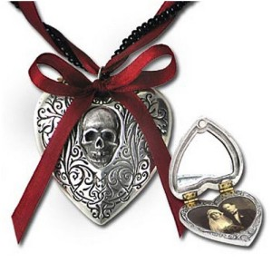 Halloween Locket