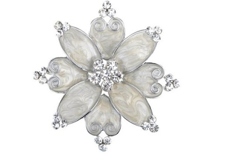Rhinestone Brooches and Pins