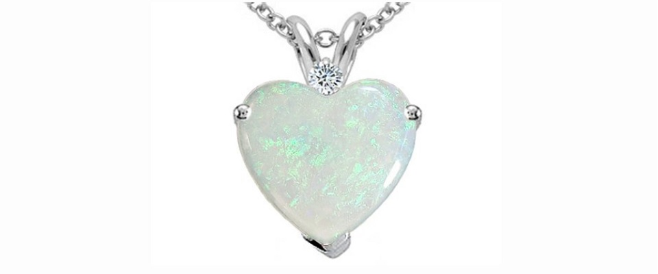 Unique Opal Necklaces and Pendants Including Facts about Opals