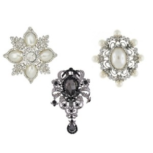 Victorian Brooches