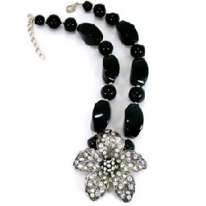 Rhinestone Necklaces & Pendants