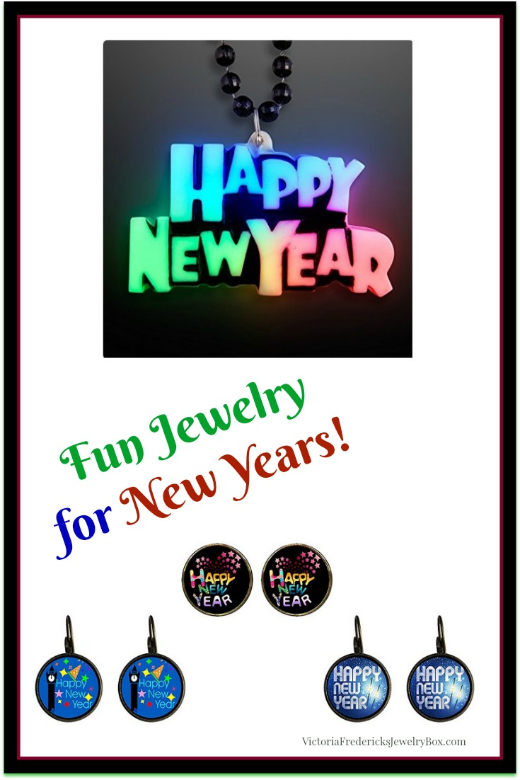 Happy New Year's Jewelry