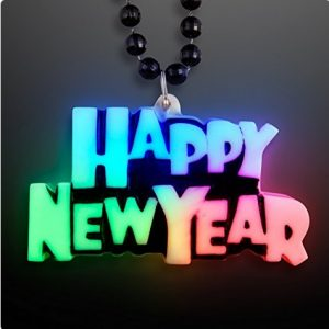 Happy New Year's Necklace