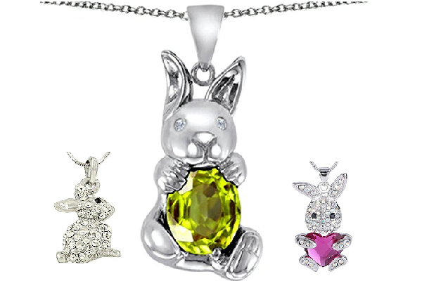 Bunny Rabbit Necklaces