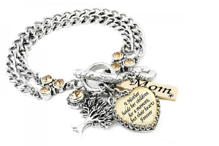Unique Charm Bracelets Designed for Mothers