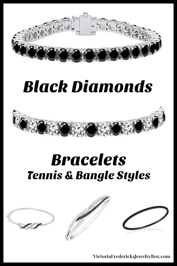 Black Diamond Bracelet Collection